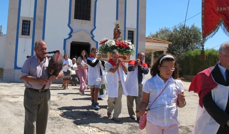 Círio das Figueiras a Santa Cristina, na Serra do Socorro, 2014