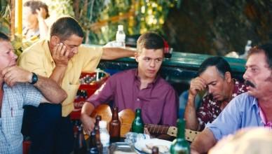 Cante de baldão na romaria da Senhora da Cola, 2001