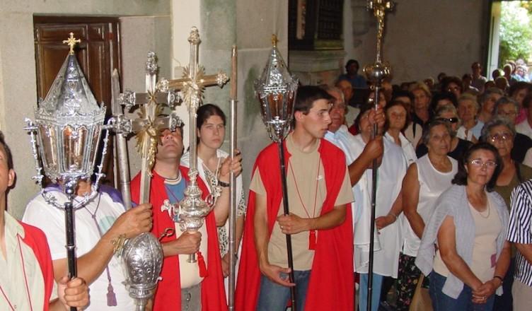 Clamor de S. João, Afife, 2004