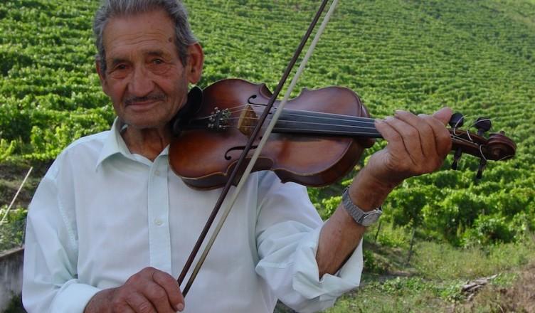Manuel Mesquita, da antiga Tuna da Ermida
