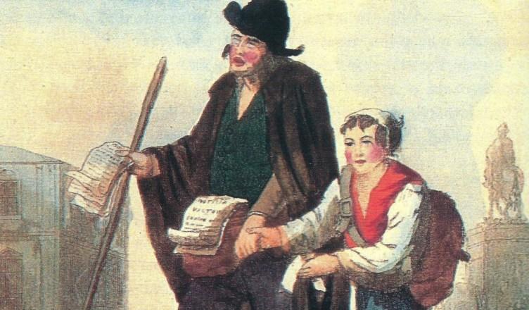 Portuguese Costumes, Henri l'Evêque, 1814