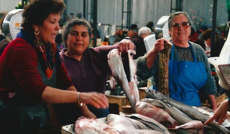Pregão do peixe, Ericeira 1991