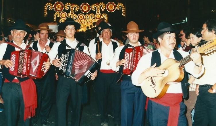 Rusgas ao S. João, Braga, 1998