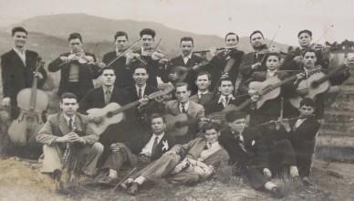Tuna de Bisalhães, princípios anos 50