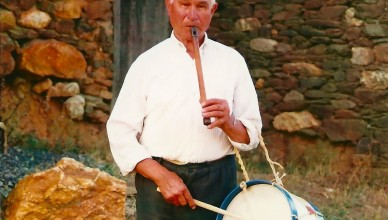 Virgílio Cristal, de Constantim, Miranda do Douro, 1992